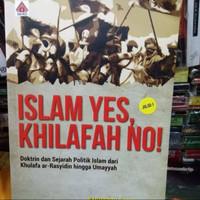 Islam Yes Khilafah no Jilid 1 - Nadirsyah Hosen