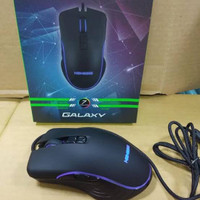 Mouse Gaming Nyk Hk-200 Nemesis Gaming Mouse Rgb