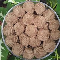 Kue Semprit/ons 100gr (Coklat/Original)