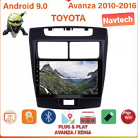 Head unit android 9 inch 2GB toyota avanza / Head unit avanza / xenia