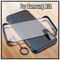 Softcase Samsung A31 Luxury Frameless