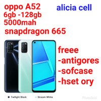 oppo a52 6/128 ram 6gb internal 128gb