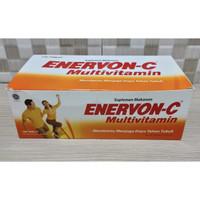 enervon c box isi 100 tablet 25 strip