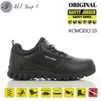 Sepatu Safety Shoes Jogger Komodo S3 ESD SRC Original / Joger Komodo