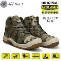 Sepatu Safety Shoes Jogger Desert Multi S1P ORIGINAL - Joger Desert