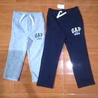 celana training jogger gap kids original 100%
