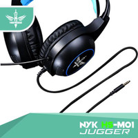 Headset Gaming Nyk M01 Jugger Smartphone Gaming Headset