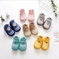 Kaos Kaki Bayi Prewalker Anti Slip Kaos Kaki Korea Baby Prewalker