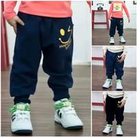 Celana Joger Smile 1 - 5 Thn Celana Anak Panjang Anak Laki laki