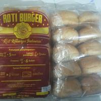 Roti Burger Hemat isi 10