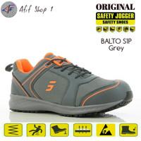 Sepatu Safety Jogger Balto Grey Original - Safety Joger Balto