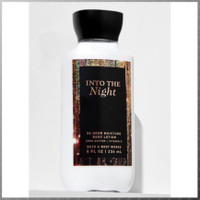 Into The Night Bath and Body Works Body Lotion