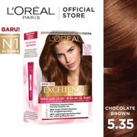 L'Oreal Paris Excellence Creme – 5.35 Chocolate Brown