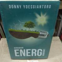 Kebijakan Energi Lingkungan