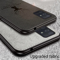 Softcase Samsung A31 Canvas Jeans
