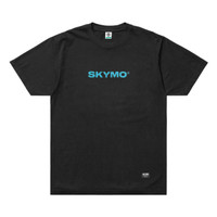 SKYMO APPAREL TSHIRT MACHINE BLACK