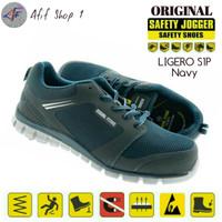 Sepatu Safety Shoes Jogger Ligero Navy S3 Original - Safety Joger