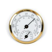 Termometer Higrometer Analog Thermometer Hygrometer Mini
