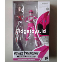 Hasbro Power Rangers Lightning Collection Mighty Morphin Pink Ranger
