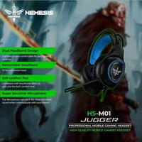 Headset Gaming Nyk M01 Jugger Smartphone Gaming Headset