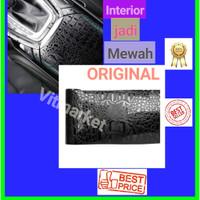 Stiker Motif Kulit Buaya / Sticker Interior Mobil 150x10cm Original