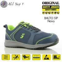 Sepatu Safety Jogger Balto Navy - Safety Joger Balto