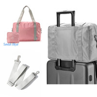 PANACHE Waterproof Botta Design Foldable Travel Bag Tas travel