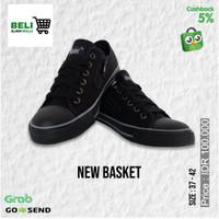 BELIAJAHDULU Sepatu Sneakers New Basket 338 HC Pendek Sepatu Termurah - 40