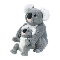Sotast Boneka Koala 2-p besar dan kecil