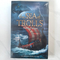 Buku The Sea Of Trolls by Nancy Farmer