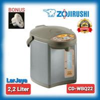 Termos Listrik/Electric Airpot ZOJIRUSHI 2,2 liter CD-WBQ22