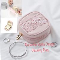 PANACHE Waterproof Botta Design Jewelry Travel Bag Tempat Perhiasan