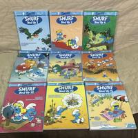 Buku Komik Smurf Bind Up Bundle 3 in 1 Satu Buku 3 Cerita Tebal