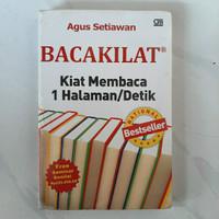 Buku BACAKILAT by Agus Setiawan