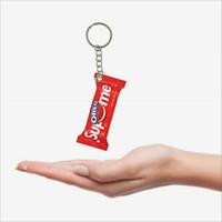 gantungan kunci miniatur snack