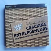 Buku Cracking Entrepreneurs by Rhenald Kasali
