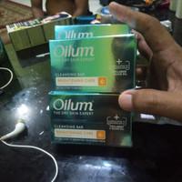 sabun mandi oilum cleansing with scrub