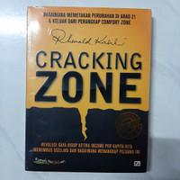 Buku Cracking Zone By Rhenald Casali
