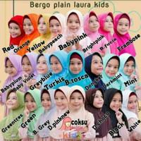 kerudung jilbab hijab bergo anak miulan bpl kids usia 2-7 tahun