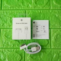 Kabel Data Usb Charger Casan Apple Iphone4 Ipad 1 2 3 Original 100%