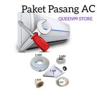 Paket Pemasangan AC Split 2PK