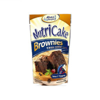 Nutri Cake Brownies Rasa Coklat - Choco