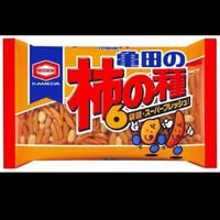 Kameda Seika kakinotane 200 gram / snack kekinian jepang