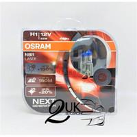 Lampu Mobil OSRAM NBL/NL/ Nightbreaker Laser Nextgen H1