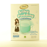Moms recipe (Nutrijell) Silky Pudding Bubblegum 155 gr