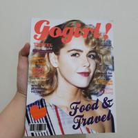 Majalah Gogirl Kiernan Shipka