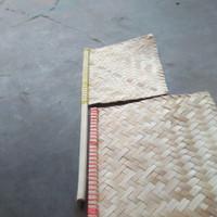 Kipas Sate Bambu Kecil