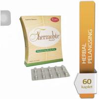 Thermolyte plus strip isi 10 tablet (membantu mengurangi lemak tubuh)