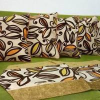 set sarung bantal sofa/kursi1