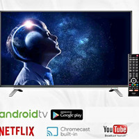 TOSHIBA 32 Inch Smart Android 9.0 LED HD TV - 32L5995